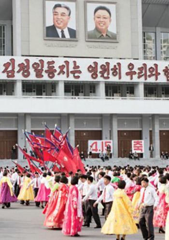 ZWEI STIMMEN AUS KOREA